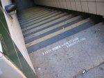 stop suicide 2 - street marketing - comunica2punto0