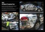 TAC - Crashed Car Ambient - Street Marketing - comunica2punto0
