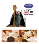Telecine Ratatouille - Street Marketing - comunica2punto0