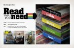 The New York Times - Read What You Need - Street Marketing - comunica2punto0