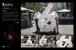The safest 3 numbers lock - Street Marketing - comunica2punto0