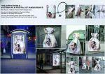 This Human World - Tied up - Street Marketing - comunica2punto0