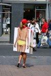 triumph - street marketing - comunica2punto0