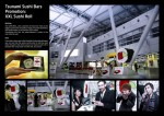 tsunami sushi bars - Street Marketing - comunica2punto0