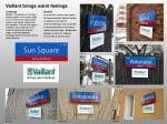 Vaillant - Brings warm feelings - Street Marketing - comunica2punto0