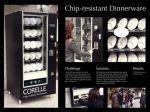 World Kitchen Corelle Dinnerware Vending Machine - Street Marketing - comunica2punto0