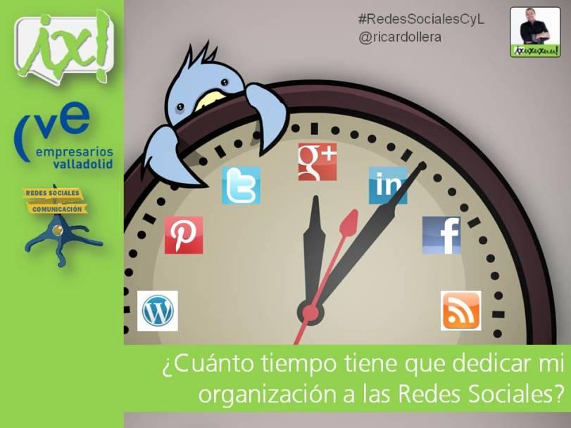 gestion del tiempo, redes sociales, social media workflow, flujo de trabajo en redes sociales